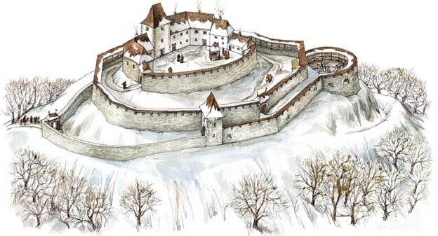 A bujáki vár krónikája