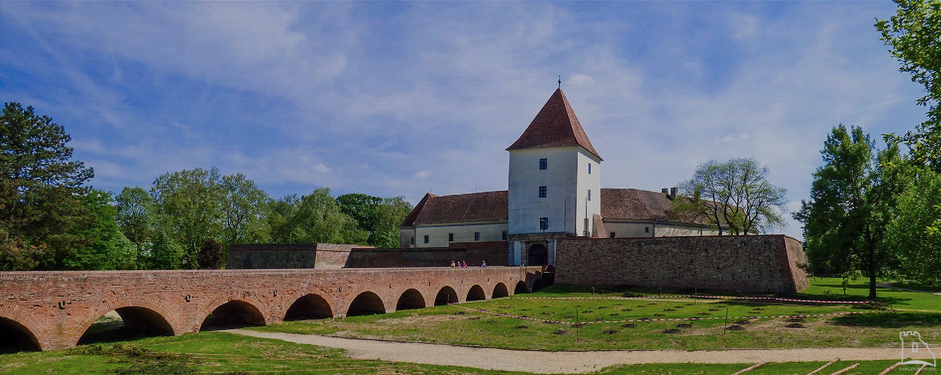 72e96ca9ae Sárvár - Magyar várak, kastélyok, templomok leírásai, galériái